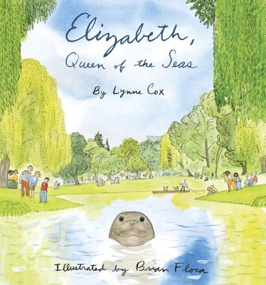 Elizabeth, Queen of the Seas By Cox, Lynne/ Floca, Brian (ILT)